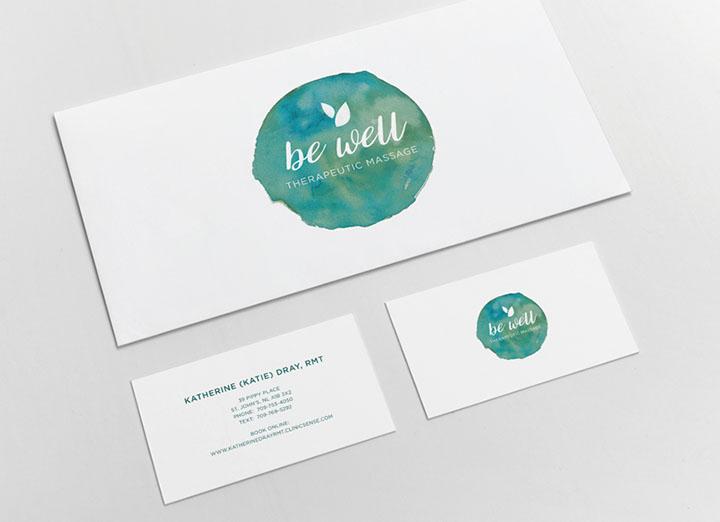 Be Well Branding